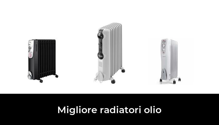 De Longhi Radia S TRRS 0920 Radiatore Elettrico ad Olio